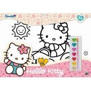 Set coloriaj A3 Hello Kitty