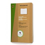 Moleskine Evernote Smart Journal: Large, Ruled - Set of 2
