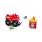 Mega Blocks tűzoltóautó