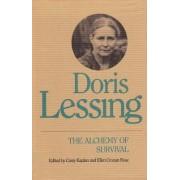 Doris Lessing by Carey Kaplan