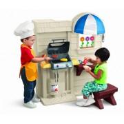 Little Tikes - 450B10060 - Plein air - Cuisine & barbecue son & lumière