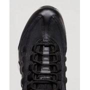 Nike Air Max 95 Premium 'Rebel Skulls' Trainers In Black 538416-008 - Black