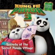 Secrets of the Secret Panda Village by Daphne Pendergrass