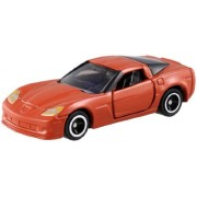 Tomica No.5 - Chevrolet Corvette Z06 (Special Colour)