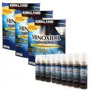 Minoxidil Spuma 5% Barbati - 9 luni