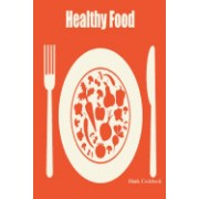 Blank Cookbook: Healthy Food and Plates