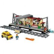 Lego Train Station (Multicolor)