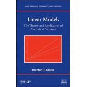 Linear Models by Brenton R. Clarke
