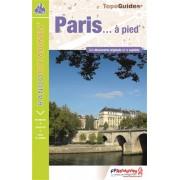 Wandelgids VI75 Paris a Pied – Parijs | FFRP