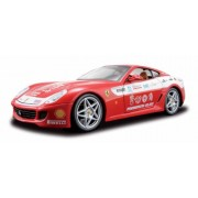Maisto - Kit modelo línea de montaje Ferrari 599 GTB Fiorano, escala 1:24 (39108)