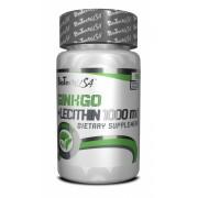 Ginkgo Biloba + Lecithin 1000mg 90kaps. - BioTech USA