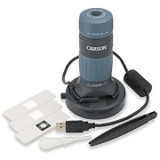 Carson MM-940 zPix 300 Zoom 86x-457x Power USB Digital Microscope with Integrated Camera and Video Capture