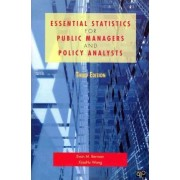 Essential Statistics for Public Managers and Policy Analysts by Evan M. Berman