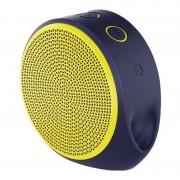 Boxa portabila wireless Logitech X100 1.5W yellow