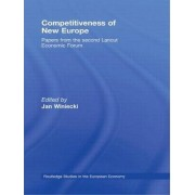 Competitiveness of New Europe by Jan Winiecki