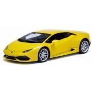 Bburago 1:18 Plus Lamborghini Huracan Lp610 4 Die Cast Model Car 11038 Yellow