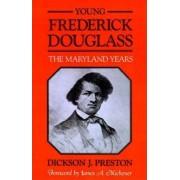 Young Frederick Douglass by Dickson J. Preston