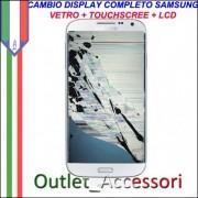 Riparazione Cambio Display Vetro Rotto Samsung Galaxy S6 EDGE G925F Originale Schermo Lcd Touch