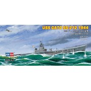 Hobby Boss 87013 Plastic Model Kit Scale 1:700 - USS SS-212 Gato 1944