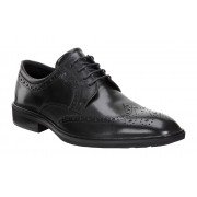 Pantofi business barbati ECCO Illinois Wingtip (Negri)