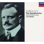J. Sibelius - Symphonies (0028943077828) (3 CD)