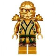 Lego Ninjago 2013 Final Battle Gold Lloyd Garmadon Minifigure