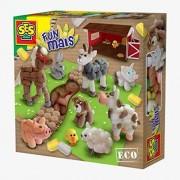 SES Creative Funmais Farm Fun to Create Kit