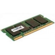 Memorie Laptop Crucial SO-DIMM DDR2, 1x2GB, 667MHz, CL5