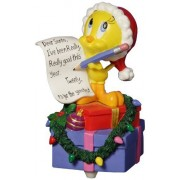 "San Francisco Music Box Factory Tweety ""I've Been Really Really Good"" Figurine by San Francisco Music Box Factory"