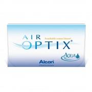 Air Optix Aqua - Lentes De Contato para Miopia Ou Hipermetropia