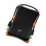 "Silicon Power Armor A30 1TB - HDD extern 2.5"", USB 3.0, negru"