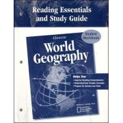 Glencoe World Geograpy, Reading Essentials and Study Guide by McGraw-Hill Education