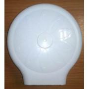 Zásobník na TP 190 mm bílý plast