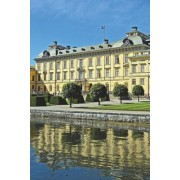 Drottningholm Palace in Stockholm Sweden Journal (Royal Family Residence): 150 Page Lined Notebook/Diary