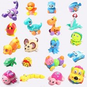 Taozi Wind Up Toys Snakes Deer Turtles Octopuses Dolphins