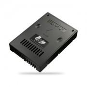 Adaptor Icy Dock MB882SP-1S-2B EZConvert 2.5 to 3.5 SSD & SATA Hard Drive Converter, culoare neagra