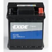 Exide Classic 40Ah 320A J+