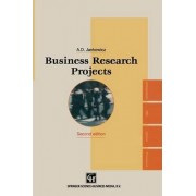 Business Research Projects by A. D. Jankowicz