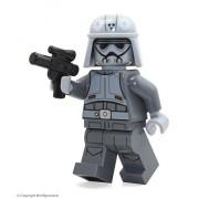 NEW LEGO Star Wars 75141 IMPERIAL COMBAT DRIVER Minifigure Figure 2016 w/Blaster