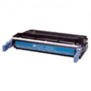 Тонер касета за Hewlett Packard CLJ 4600,4600dn, синя (C9721A) - it image