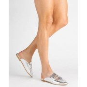 Have2have Slipin Loafers, Barbro Silver 5/38