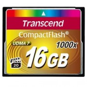 Transcend 16GB CF Card (1000X)