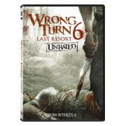 Wrong Turn 6:Last Resort - Drum interzis 6 (DVD)
