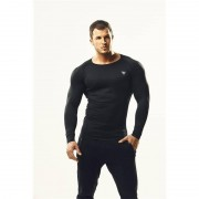 Gorilla Sports Functional Crewneck S
