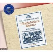 J.S. Bach - 6 Brandenburgische Konzer (0028946365724) (3 CD)