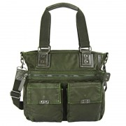 Licence 71195 Commuter OZ Carrying Shoulder Bag Khaki LBF10824-KK