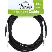 Fender - Performance Cable 4,5m BLK Black, Kli/Kli