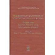 The Berkeley Conference on Dutch Literature 1991: Dutch Literature in an International Context Europe 1991 by Johan P. Snapper