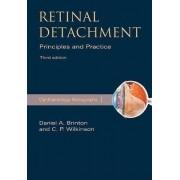 Retinal Detachment by Daniel A. Brinton
