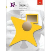 Music Medals Gold Recorder Ensemble Pieces by ABRSM
